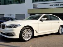 Cần bán BMW 5 Series 530i mới 100% Display Key, màu trắng, nhập khẩu chính hãng