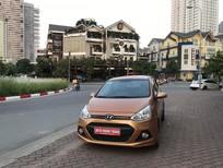 Cần bán Hyundai Grand i10 2014, màu nâu