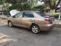 Cần bán Toyota Vios năm sản xuất 2007, màu nâu số tự động