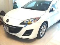 Bán Mazda 3 sản xuất 2010, màu trắng, xe nhập