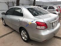 Xe Toyota Vios sản xuất 2007, màu bạc