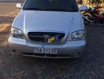 Cần bán xe Kia Carnival năm sản xuất 2005, màu bạc, 251tr