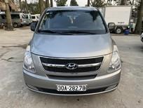 Cần bán gấp Hyundai Starex sản xuất 2014, màu xám, nhập khẩu nguyên chiếc, số sàn