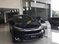 Cần bán Honda CR V L năm sản xuất 2020, màu đen, xe nhập