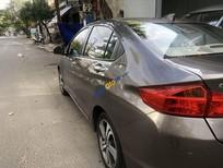 Cần bán xe Honda City năm sản xuất 2014, màu xám còn mới, giá chỉ 415 triệu