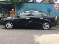 Cần bán lại xe Ford Focus 2007, màu đen, nhập khẩu nguyên chiếc