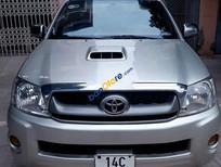 Bán Toyota Hilux năm 2009, màu bạc, giá chỉ 315 triệu
