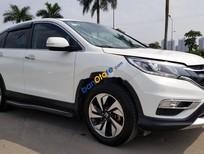 Bán Honda CR V 2.4AT năm sản xuất 2016, màu trắng