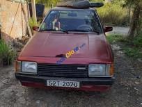 Cần bán xe cũ Mazda 323 đời 1985, màu đỏ