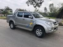 Bán Toyota Hilux năm sản xuất 2010, màu bạc, nhập khẩu chính chủ