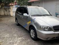 Bán xe cũ Kia Carnival năm sản xuất 2007, màu bạc, nhập khẩu