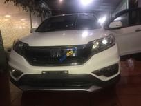 Bán xe cũ Honda CR V 2.4 AT năm sản xuất 2016, màu trắng