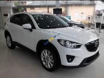 Cần bán lại xe Mazda CX 5 AT sản xuất năm 2015, màu trắng