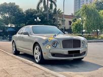 Cần bán gấp Bentley Mulsanne sản xuất năm 2010, xe nhập