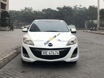 Cần bán xe cũ Mazda 3 đời 2010, màu trắng, nhập khẩu