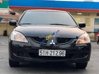 Bán Mitsubishi Lancer đời 2005, màu đen, giá 215tr