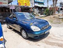 Cần bán xe cũ Daewoo Nubira 2002, màu xanh lam