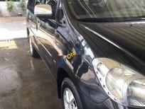 Cần bán gấp xe cũ Toyota Innova đời 2007, màu đen