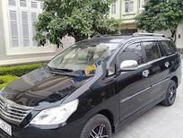 Bán xe cũ Toyota Innova G năm 2007, màu đen