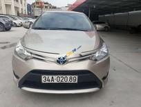 Cần bán Toyota Vios năm sản xuất 2018, giá 468tr, gốc HN hồ sơ cầm tay