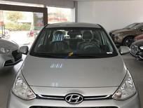 Bán xe Hyundai Grand i10 sản xuất năm 2020, màu bạc