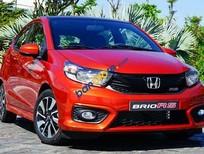 Bán xe Honda Brio năm sản xuất 2020, màu đỏ