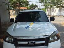 Cần bán gấp Ford Ranger năm sản xuất 2011, màu trắng, nhập khẩu nguyên chiếc xe gia đình, giá tốt