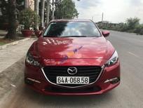 Bán Mazda 3 năm 2019, màu đỏ chính chủ, giá 645tr
