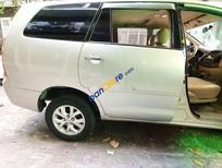 Cần bán Toyota Innova sản xuất 2007, gầm bệ chắc chắn