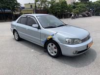 Cần bán xe Ford Laser năm sản xuất 2002, màu bạc