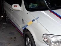 Xe Kia Carnival năm sản xuất 2006, màu trắng