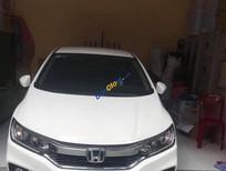 Bán ô tô Honda City Top năm 2018, màu trắng còn mới