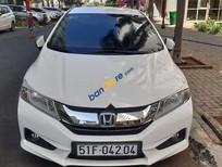 Cần bán lại xe Honda City năm 2014, màu trắng chính chủ, giá 420tr