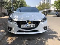 Cần bán Mazda 3 sản xuất 2016, màu trắng số tự động