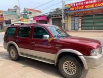 Bán ô tô Ford Everest năm 2007, màu đỏ xe gia đình, 268tr