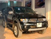Cần bán xe Mitsubishi Triton GLS 2.5L 4x4 sản xuất 2013, màu đen, nhập khẩu Thái, giá 425tr