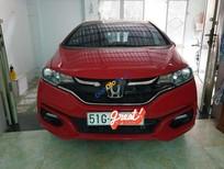 Cần bán gấp Honda Jazz năm sản xuất 2018, màu đỏ, nhập khẩu còn mới