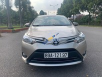 Cần bán Toyota Vios MT sản xuất năm 2017 giá cạnh tranh