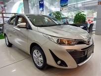 Chi tiết giá bán, khuyến mại và lăn bánh xe Toyota Vios G 1.5 CVT đời 2020, LH 0978329189