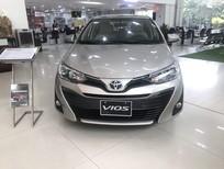 Giá xe Toyota Vios 1.5G CVT 2020, giảm cực sâu, LH ngay 0978.835.850 để ép giá
