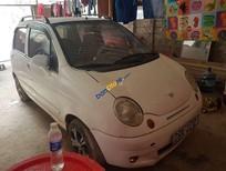 Cần bán Daewoo Matiz đời 2005, màu trắng, số sàn