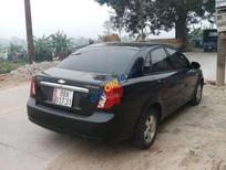 Bán xe Chevrolet Lacetti sản xuất 2012, màu đen chính chủ, giá tốt