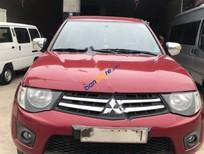 Bán ô tô Mitsubishi Triton sản xuất 2009, màu đỏ, xe nhập