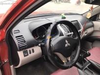 Cần bán gấp Mitsubishi Triton năm 2009, màu đỏ, xe nhập số sàn