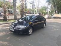 Bán Honda City năm 2013, màu đen số tự động