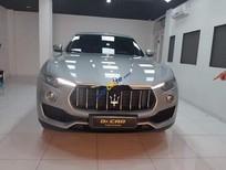 Cần bán xe Maserati Levante sản xuất 2018, màu bạc, nhập khẩu nguyên chiếc