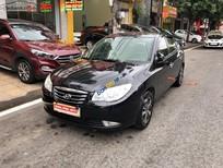 Cần bán xe Hyundai Elantra 1.6 MT sản xuất 2009, màu đen, nhập khẩu nguyên chiếc