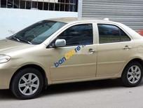 Bán Toyota Vios G 1.5L sản xuất 2004, giá 235tr