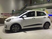 Bán xe Hyundai Grand i10 năm sản xuất 2021, màu bạc