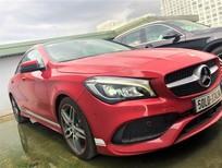 Bán Mercedes CLA250 AMG, màu đỏ, nhập khẩu chính hãng